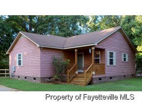 One of Fayetteville 3 Bedroom Waterfront Homes for Sale