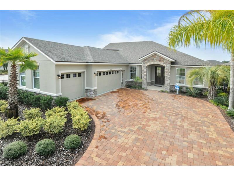 One of Kissimmee 4 Bedroom Pool Homes for Sale
