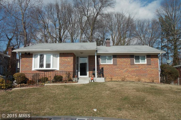 8806 SONYA ROAD, one of homes for sale in Randallstown