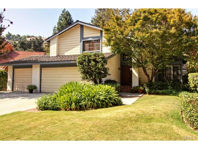 One of Diamond Bar 4 Bedroom Homes for Sale