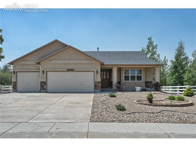 12327 Tex Tan Road, Peyton in El Paso County, CO 80831 Home for Sale