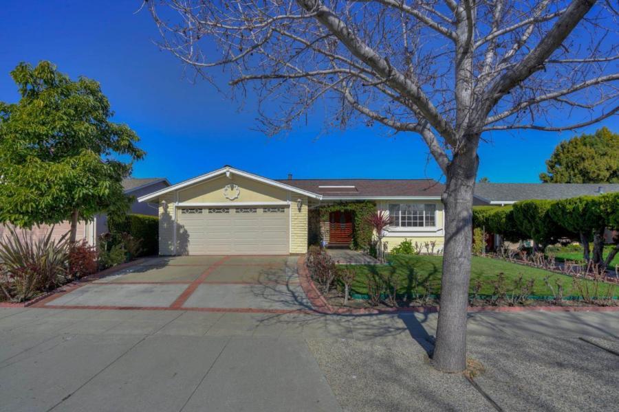 331 Grandpark CIR, Blossom Valley in  County, CA 95136 Home for Sale