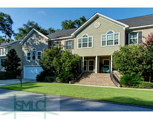 One of Savannah 4 Bedroom Gated Homes for Sale